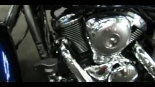 1. 2013 Kawasaki Vulcan 900 Classic