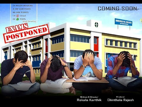 Video EXAMS POSTPONED | Latest Comedy short film 2017 | Moviebuzz download in MP3, 3GP, MP4, WEBM, AVI, FLV January 2017