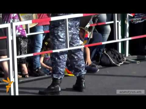 ԽԱՂԱՂՈՒԹՅԱՆ ԱՂՈԹՔ. ՈՒՂԻՂ միացում Հանրապետության Հրապարակից - DomaVideo.Ru