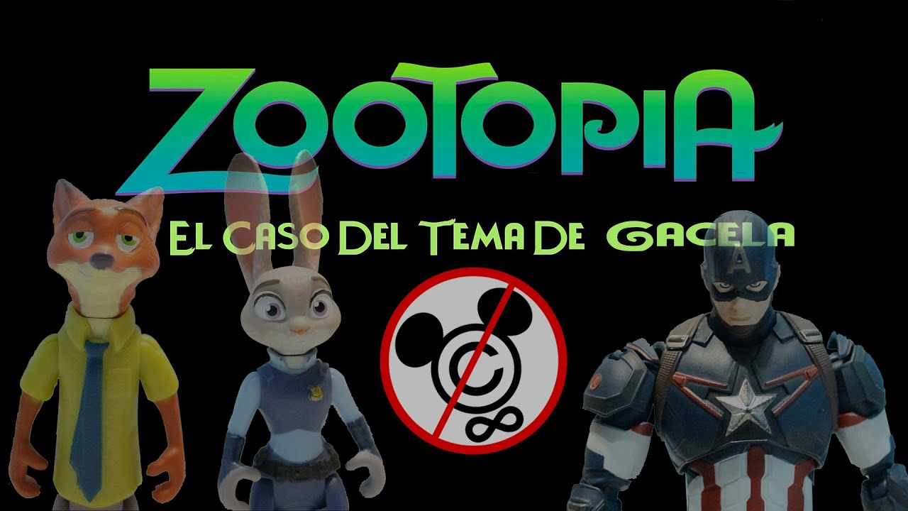 Believe it or not, there is a Spanish Stop-motion Zootopia Series! (by RobertMan)