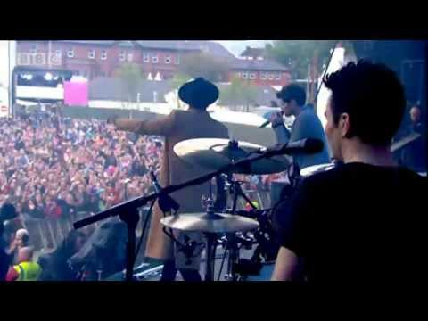 Radio 1's Big Weekend | The Script – Hall Of Fame feat. Labrinth