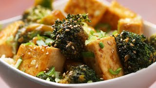Chinese Takeout-Style Tofu And Broccoli by Tasty
