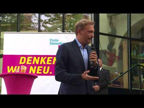 "FDP-Chef Lindner: ""Inhaber höchster Staatsämter nutzen Pegida-Vokabular"""
