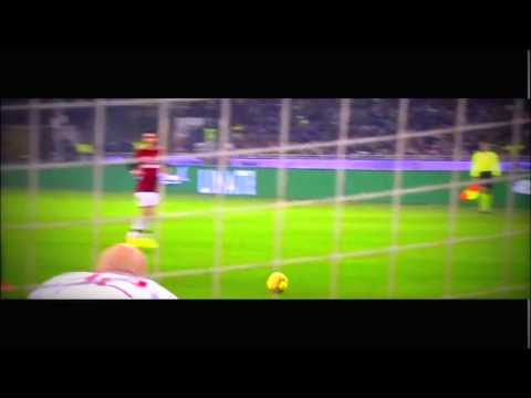 Inter 1 - 0 AC Milan All goals & Highlights 22.12.2013 (видео)