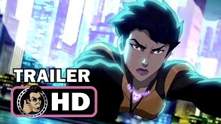 Nonton Vixen Season 2 Official Trailer  2017  Dceu Animated Tv Show Hd Film Subtitle Indonesia Streaming Movie Download