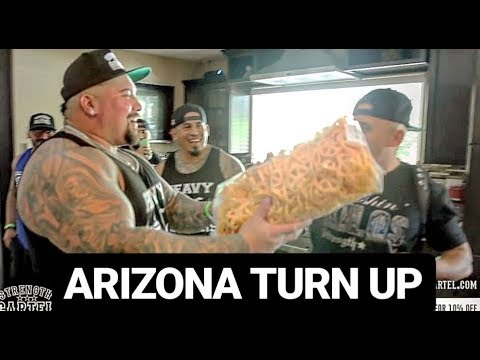 STRENGTH CARTEL DOES IT BIG IN ARIZONA | UNCENSORED CONTENT