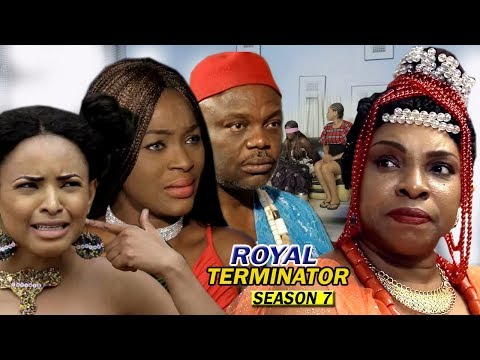 Royal Terminator Season 7 - Chacha Eke 2017 Latest Nigerian Nollywood Movie Full HD