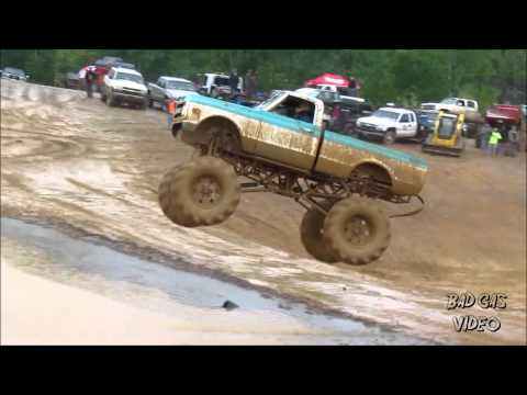 Off-roaders get down and dirty at WGMP dam jump event