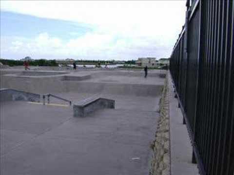 Cayman Island Skatepark
