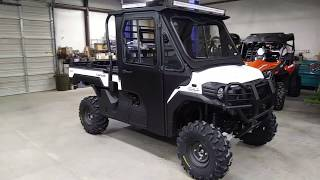 2. 2019 Kawasaki Mule Pro FX by Hester's, lifted, cab, heater and MORE!