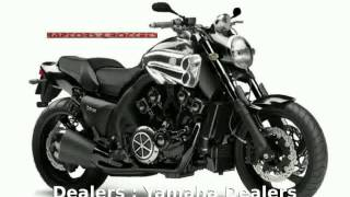 1. 2009 Yamaha V Max Base -  Engine Specs Info Features Transmission Details Dealers superbike