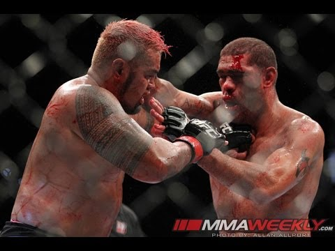 Dana White Says Mark Hunt Defended Silva, Plus Bigfoot Took Extra T Shot Before His Fight