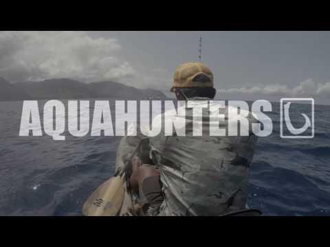 AQUAHUNTERS TV : Pacific Warriors