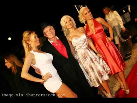Hugh Hefner Reveals Wedding Plans