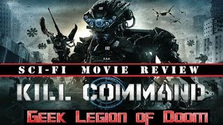 Nonton Kill Command   2016 Vanessa Kirby   Aka Identify Sci Fi Movie Review Film Subtitle Indonesia Streaming Movie Download