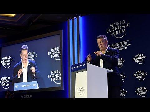 Κολομβία: «Εάν δεν υπάρξει συμφωνία με τη FARC, επιστροφή στον πόλεμο», λέει ο πρόεδρος της χώρας