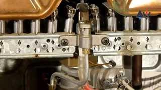 Газовая колонка юнкерс ремонт своими руками видео