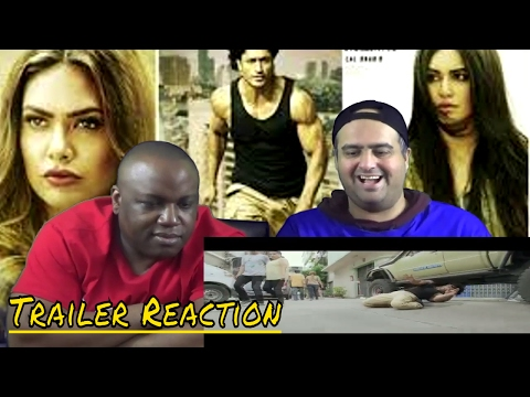 Commando 2 Trailer Reaction I Vidyut Jamwal I (ENGLISH SUBTITLES)