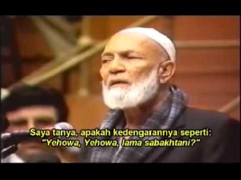 Ahmed Deedat vs Dr. Anis Shorrosh - Benarkah Yesus Tuhan - Part 5