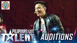 Video Pilipinas Got Talent Season 5 Auditions: Troy Perez - Mentalist MP3, 3GP, MP4, WEBM, AVI, FLV Oktober 2018