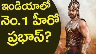 Bahubali Prabhas Showed Telugu Cinema stamina  To The World