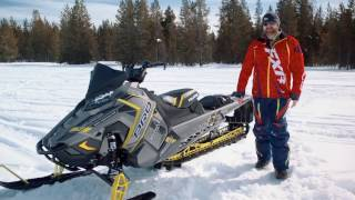 4. TEST RIDE: 2017 Polaris 800 PRO-RMK 174