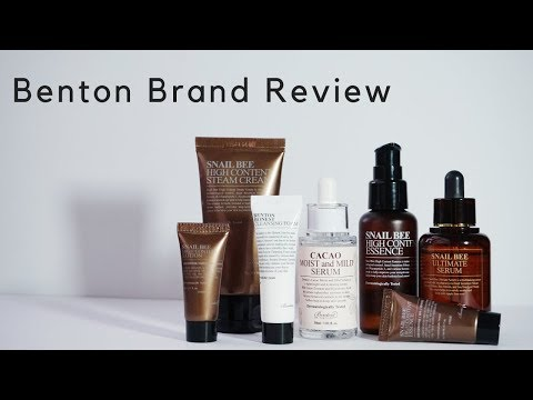 Turn Back The Clock with Benton? | Brand Review