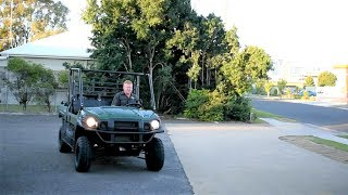 1. 2017 Kawasaki MULE PRO-DX EPS Review