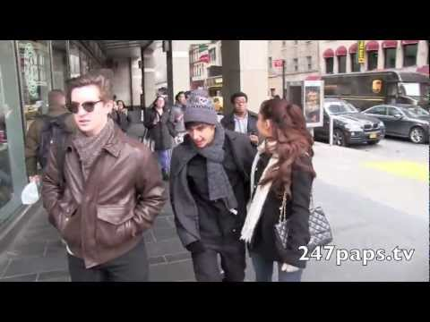 "Ariana Grande with boyfriend Jai Brooks forming ""Jariana"" strolling through NYC"