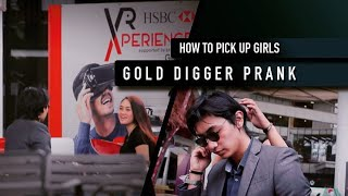 Video PURA-PURA JADI WONG NDESO (GOLD DIGGER PRANK INDONESIA) MP3, 3GP, MP4, WEBM, AVI, FLV November 2018