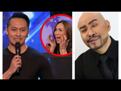 Best Demian Aditya Escape Artist Risks His Life During Audition - America's Got Talent 2017 Live HD (видео)