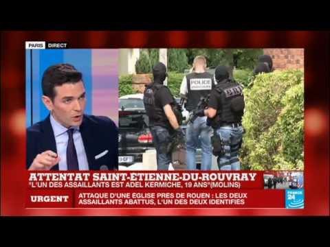 Attentat Saint-Etienne-Du-Rouvray : Le parcours jihadiste de Adel Kermiche, 19 ans, pose questions