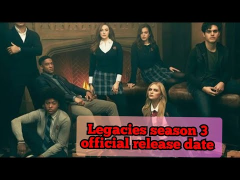 Legacies season 3 trailer & official release date out  | legacies season 3 episode 1