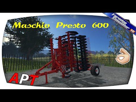 Maschio Presto 600 v1.2