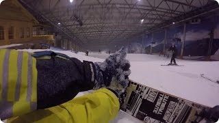 Druskininkai Lithuania  City new picture : Snowboarding in Druskininkai, Lithuania Snow Arena! | Evan Edinger Travel