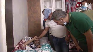 وصول الشاب تبيب لحسن إلى مسقط رأسه بالعلمة  ولاية سطيف
