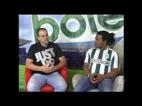 Vídeo Papo de Boleiro - 06 12 2016