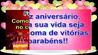 Msg de aniversário - Mensagem de Aniversário Para Alguém Especial. Feliz aniversário pra você