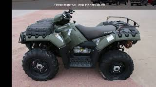 2. 2009 Honda FourTrax® Rancher® AT Power Steering Utility