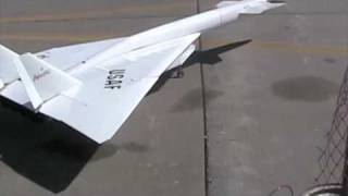 XB70 Superman Jet Event 2006 Clip