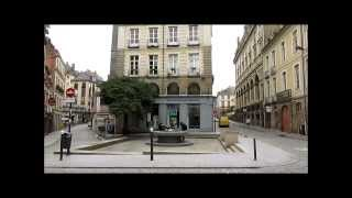 Rennes France  city photos : Rennes, France: The monumental city - Rennes, la ville monumentale