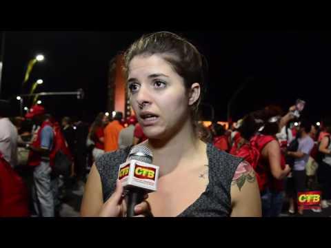 #PelaDemocracia a CTB seguirá em luta pelo #ForaTemer