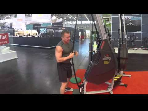 Marpo Kinetics 360 Rope Trainer Strength and Power Applications