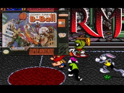 preview-Retro Mondays - Looney Tunes B-Ball (Snes) Review (Kwings)