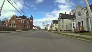 Yarmouth (NS) Canada  city photos gallery : Yarmouth Nova Scotia - Spring Drive Part 1