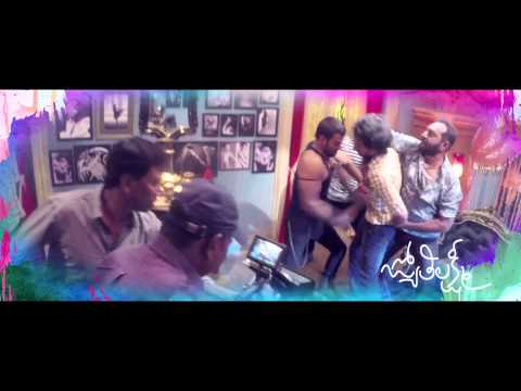 Jyothi Lakshmi Song Making video