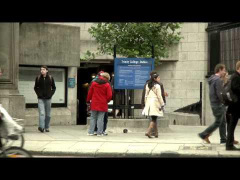 İrlanda'da Üniversite Eğitimi – Trinity College, Dublin