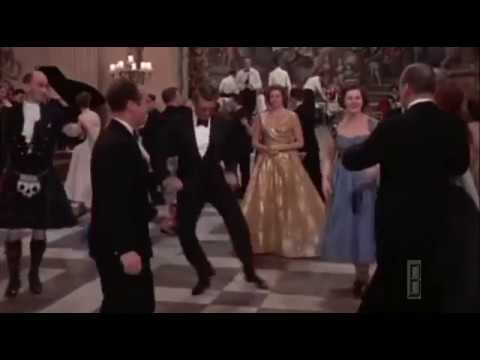 """Cary Grant's Dance Moves - """"Indiscreet"""" (1958)"""
