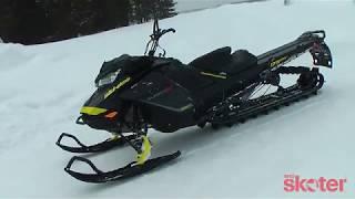 10. 2018 Ski-Doo Summit X 850 E-TEC 175 - Walkaround