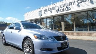 2009 Lexus GS450h [Hybrid] In Review - Village Luxury Cars Toronto
